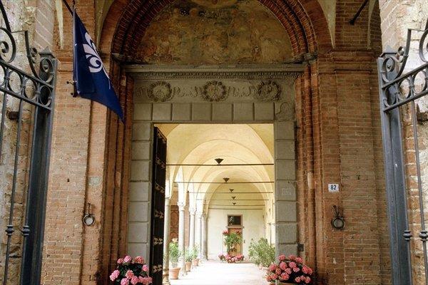 Hotel Certosa Di Maggiano - фото 16