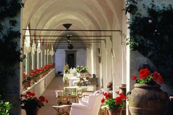 Hotel Certosa Di Maggiano - фото 17