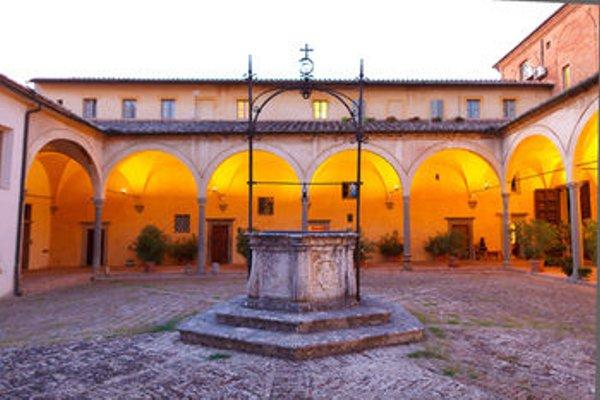 Hotel Certosa Di Maggiano - фото 18