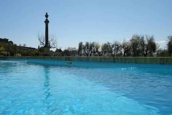 Hotel Certosa Di Maggiano - фото 21