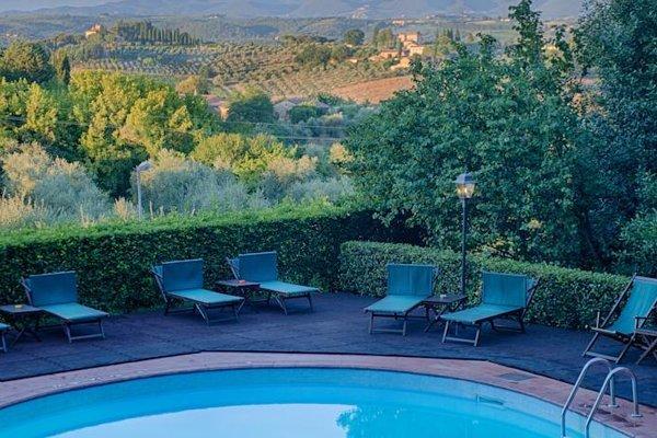Villa Scacciapensieri - фото 21