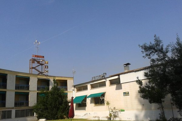 Hotel Ticasa - фото 12
