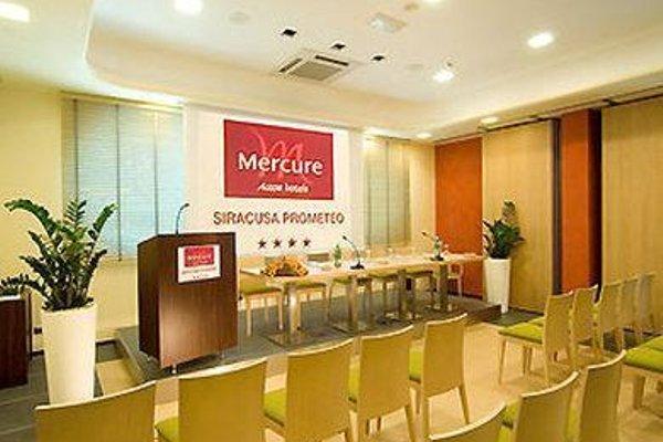 Hotel Mercure Siracusa - фото 16