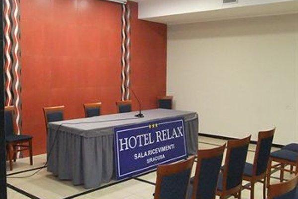 Hotel Relax - фото 11