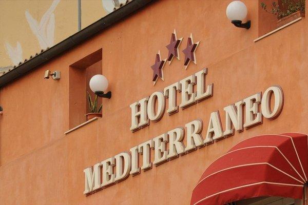 Отель Mediterraneo - фото 16