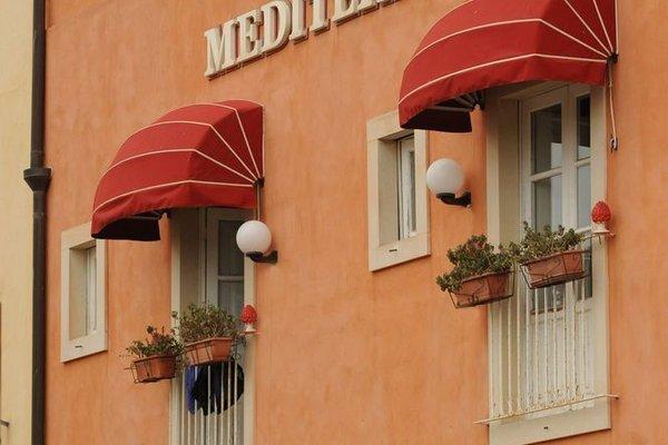 Отель Mediterraneo - фото 17