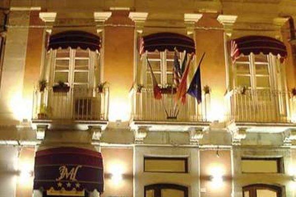 Отель Mediterraneo - фото 21