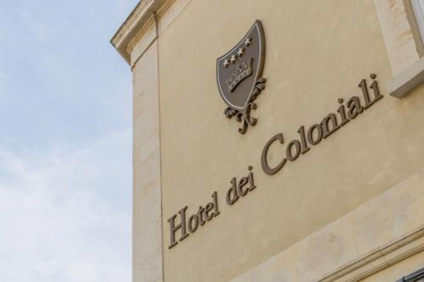Hotel dei Coloniali - фото 22