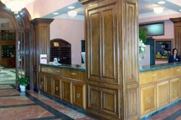 Grand Hotel Villa Politi - фото 16