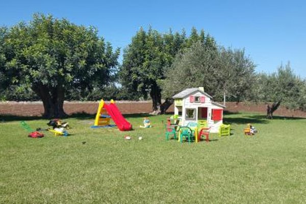 Agriturismo Sant' Elia - фото 17
