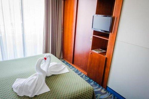 Hotel Porto Azzurro - фото 3