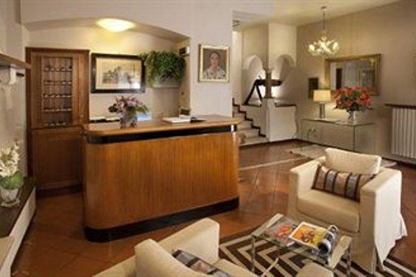 Hotel Degli Oleandri - фото 12