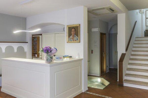 Hotel Degli Oleandri - фото 8