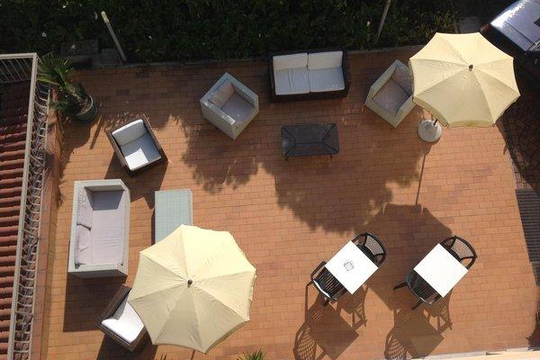 Hotel Villa Rosa - фото 16