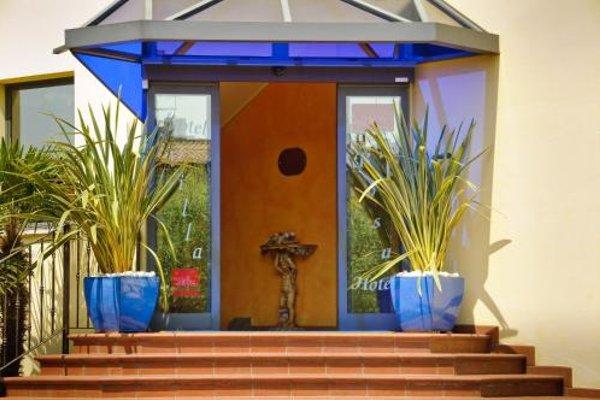 Hotel Villa Rosa - фото 18