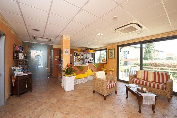 Hotel Villa Rosa - фото 7
