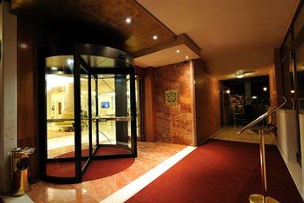 Hotel Roxy Plaza - фото 12