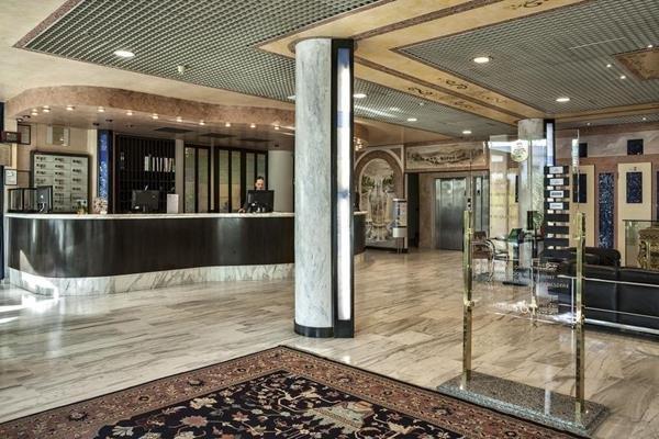 Hotel Saccardi Quadrante Europa - фото 12