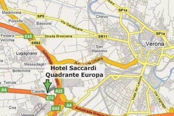 Hotel Saccardi Quadrante Europa - фото 5