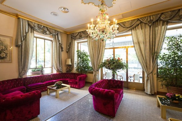 Hotel Milan Speranza Au Lac - фото 12