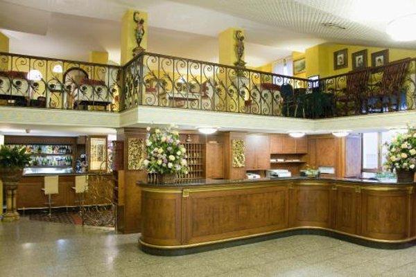 Hotel Milan Speranza Au Lac - фото 13