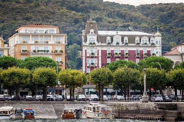 Hotel Milan Speranza Au Lac - фото 22