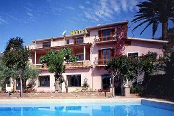 Hotel Villa Sirina - фото 22