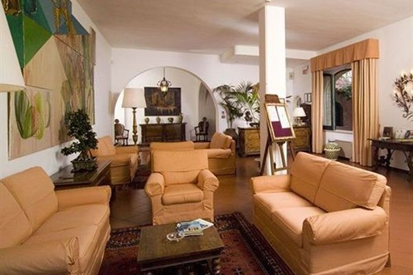 Hotel Villa Sirina - фото 6