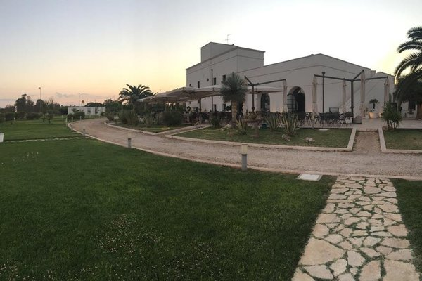 Hotel Saraceno Al Faro - фото 20