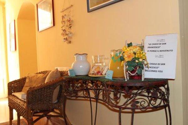 Hotel Residence Le Chiavi Di San Francesco - фото 9