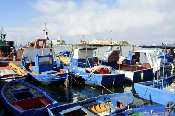 B&B La Terrazza Sul Porto - фото 22