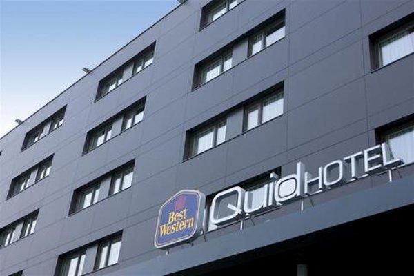 BEST WESTERN Quid Hotel Trento - фото 23