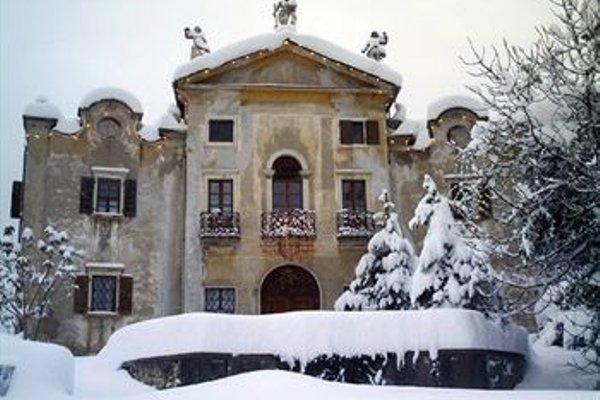 Villa Bertagnolli - Locanda Del Bel Sorriso - фото 21