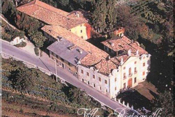Villa Bertagnolli - Locanda Del Bel Sorriso - фото 23