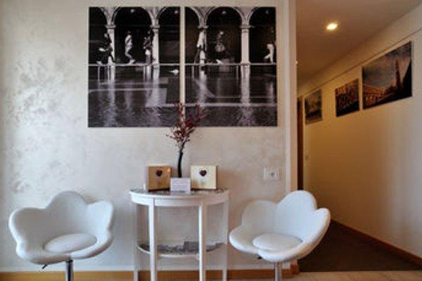 Hotel Mezzaluna - фото 12