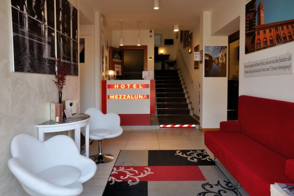 Hotel Mezzaluna - фото 7