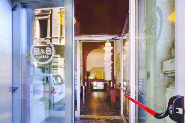B&B Hotel Trieste - фото 21