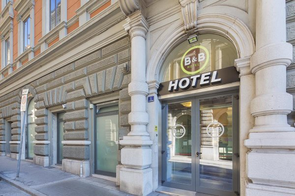 B&B Hotel Trieste - фото 23
