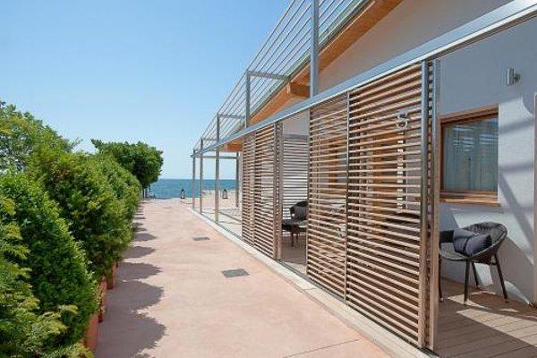 Tre Merli Beach Hotel - фото 16