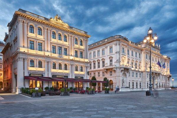 Grand Hotel Duchi d'Aosta - фото 20