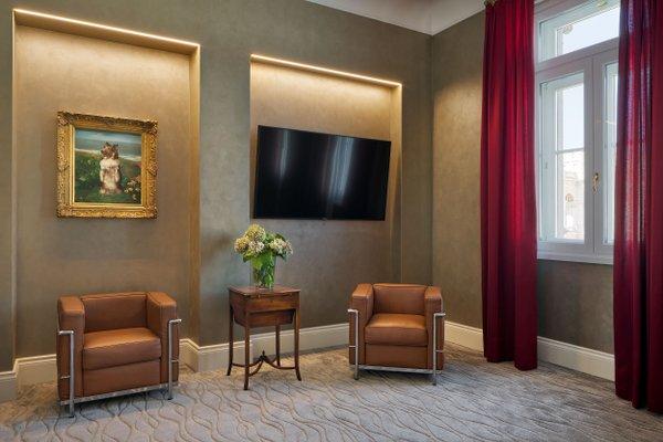 Grand Hotel Duchi d'Aosta - фото 10