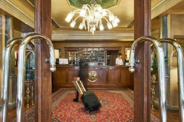 Grand Hotel Duchi d'Aosta - фото 16