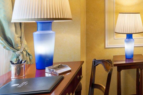 Grand Hotel Duchi d'Aosta - фото 7