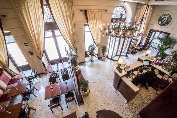 Victoria Hotel Letterario - 19