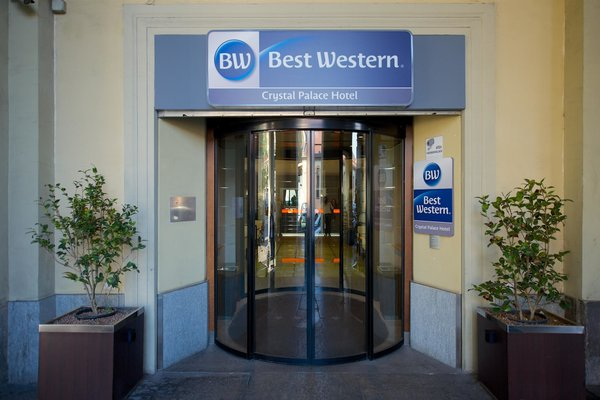 Best Western Crystal Palace Hotel - 20