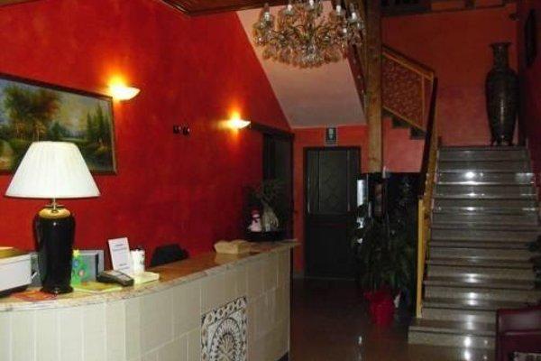 Hotel Residence Sestriere - фото 11
