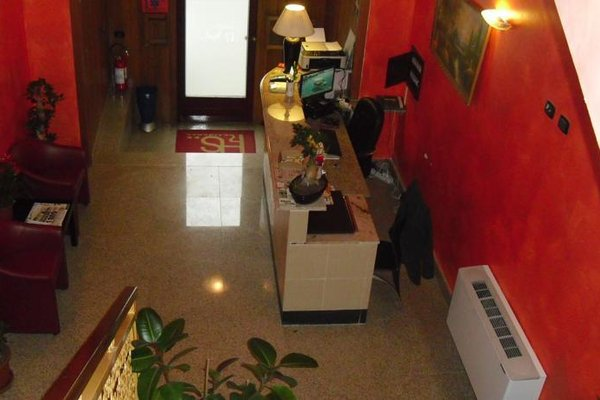 Hotel Residence Sestriere - фото 12