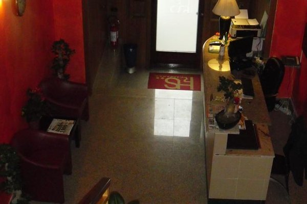 Hotel Residence Sestriere - фото 19