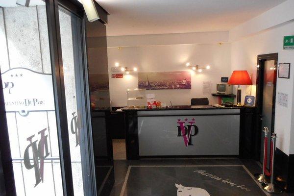 Hotel Valentino Du Parc - фото 18