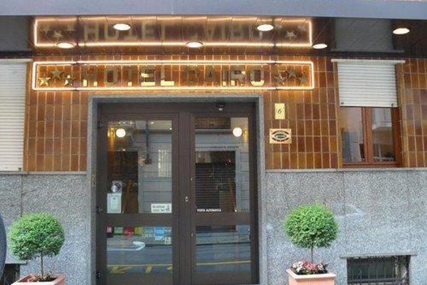 Hotel Cairo - фото 20